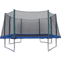 Big Air 9x14ft Rectangular Trampoline With Safety Enclosure