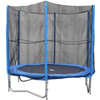 Big Air Classic 8ft Trampoline With Safety Enclosure