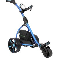 Hillman Commander Electric Golf Trolley Blue With 22Ah Lead Acid Battery