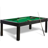 Walker & Simpson 7ft Pool Table with Dining Top Cover