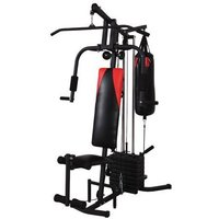 Iron Man IM-419 Home Gym with Punch bag