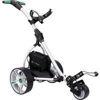 Hillman GT Endurance Golf Trolley Green with 16Ah Lithium Battery
