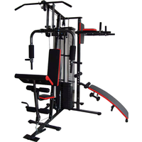 Iron Man IM-409 3 Station Home Multi Gym