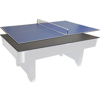 Walker & Simpson Table Tennis & Dining Table Top Cover for 6ft Pool Tables