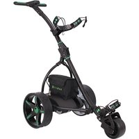 Hillman Pro Kart Electric Golf Trolley Green with 22Ah Lead Acid Battery