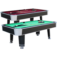 Walker & Simpson Match Play 7.5ft Pool Table