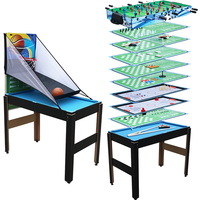 Walker & Simpson Foosball 14 in 1 Multi Games Table