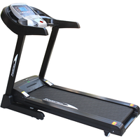 Powertech T900 Elite Motorised Folding Running Treadmill