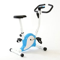 BodyTrain Blitz Exercise Bike Blue