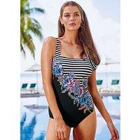 Anita Comfort Bloom & Stripes Anica Swimsuit