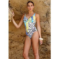 Acqua & Sale Alegranza Underwired Swimsuit