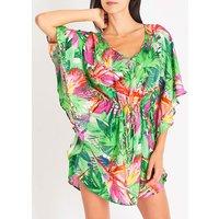 Aubade Fleur Tropicale Tunic