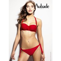 Click to view product details and reviews for Aubade Ocean Bow Convertible Bikini.