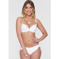 Bahama Embellished White Bikini