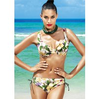 Click to view product details and reviews for David Lady Club Sabbia Print Bikini.