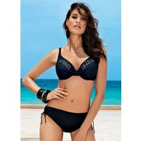 Click to view product details and reviews for David Total Black Underwired Bikini.