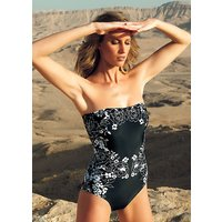 Click to view product details and reviews for Diva Page Bandeau Swimsuit.