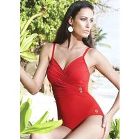 Click to view product details and reviews for Glumann Vogue High Back Swimsuit.