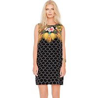 Gottex Amber Feathers Sun Dress