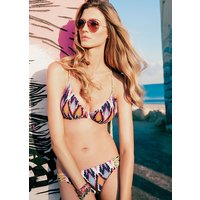 Click to view product details and reviews for Gottex Blush Navajo Bikini.
