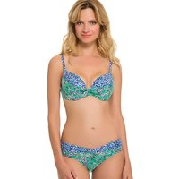 Click to view product details and reviews for Gottex Blush Urban Jungle Bikini.