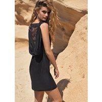 Gottex Couture Sea Romance Draped Dress