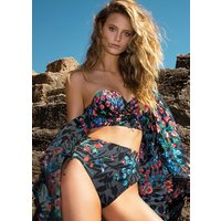 Click to view product details and reviews for Gottex Gypsy Queen High Waisted Bikini.