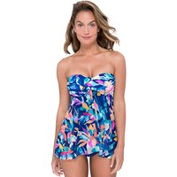 Gottex Profile Cruise Bermuda Breeze Bandeau Swimdress