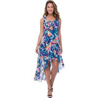 Gottex Profile Cruise Bermuda Breeze Mesh Dress
