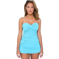 Gottex Profile Cruise Tutti Frutti Ruched Swimdress
