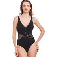 Click to view product details and reviews for Gottex Profile Grand Prix Zip Swimsuit.