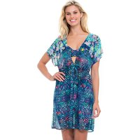 Click to view product details and reviews for Gottex Profile Paradise Bay Mesh Kaftan.