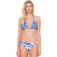 Click to view product details and reviews for Gottex Sakura Halter Bikini.