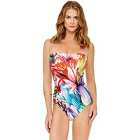 Click to view product details and reviews for Gottex Spring Embrace Bandeau Swimsuit.