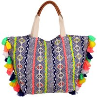 Kiwi Sac Looping Beach Bag