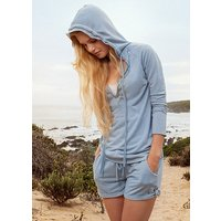 Click to view product details and reviews for Lingadore Chavi Hooded Top And Shorts Set.