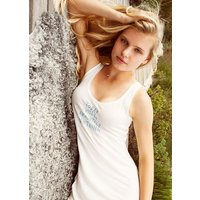 Click to view product details and reviews for Lingadore Chavi Sleeveless Dress With Text.