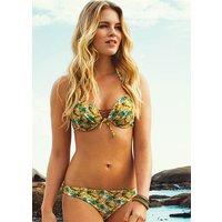 Click to view product details and reviews for Lingadore Zanzibar Halter Bikini.