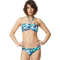 Click to view product details and reviews for Moontide Cruise Jungle Dream Bandeau Bikini.