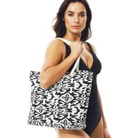 Moontide Mono Beach Bag