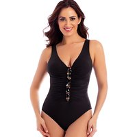 Click to view product details and reviews for Miraclesuit Jewel Box Treasure Island Swimsuit.
