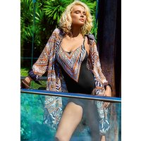 Click to view product details and reviews for Miraclesuit Miradonna Sauvage Blouse.