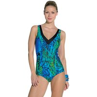 Click to view product details and reviews for Palm Beach Mastectomy Paisley Sport Swimsuit.