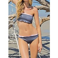 Click to view product details and reviews for Pain De Sucre Colly Bandeau Bikini.