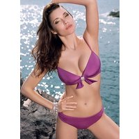 Click to view product details and reviews for Sielei Malaga Bikini In Purple.