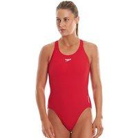 Speedo Essential Medalist Red Swimsuit