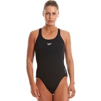 Speedo Essential Medalist Black Swimsuit