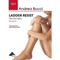 Andrea Bucci 15 Denier Ladder Resist Tights