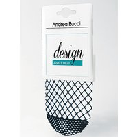 Andrea Bucci Fishnet Ankle Highs