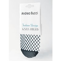 Andrea Bucci Fishnet Knee Highs